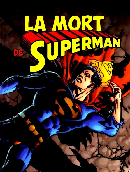 La mort de Superman