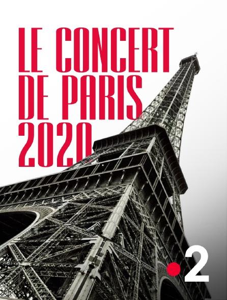 France 2 - Le concert de Paris 2020
