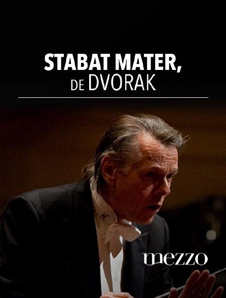 Mezzo - Stabat Mater, de Dvorák