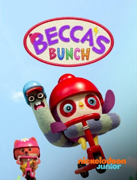 Nickelodeon Junior - Becca et sa bande