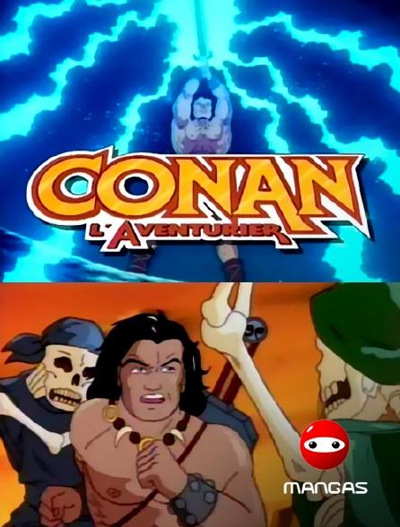 Mangas - Conan l'aventurier