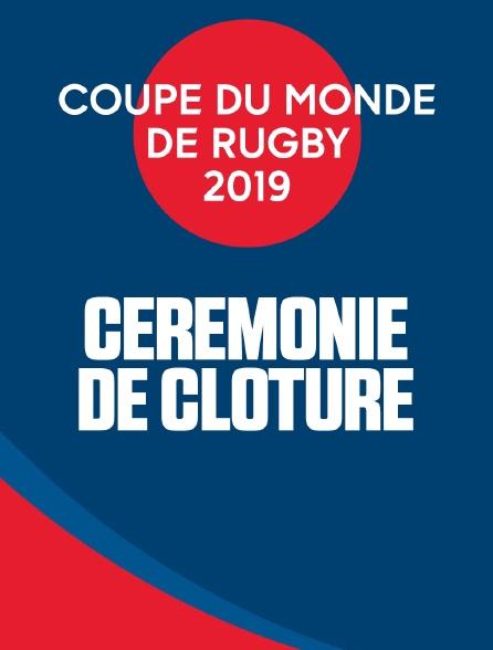 Coupe du monde de Rugby 2019 - Cérémonie de clôture