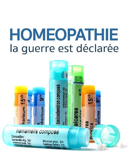 Homéopathie, la guerre est déclarée