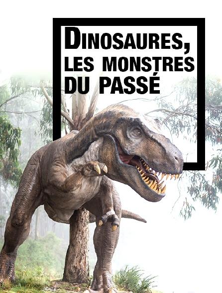Dinosaures, les monstres du passé