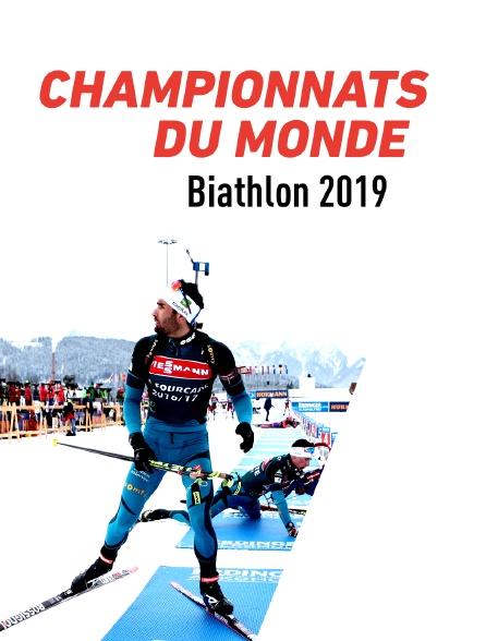 Championnats du monde de Biathlon 2019