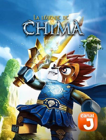 Canal J - La légende de Chima