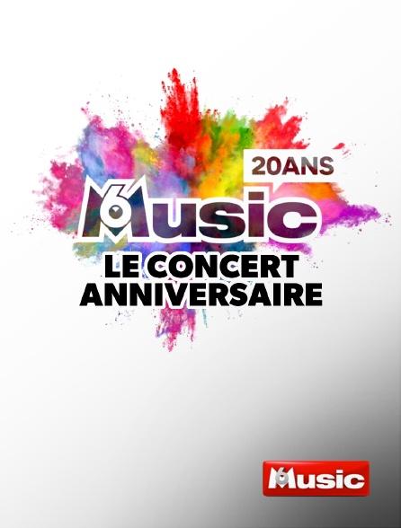 M6 Music - M6 Music : 20 ans, le concert anniversaire