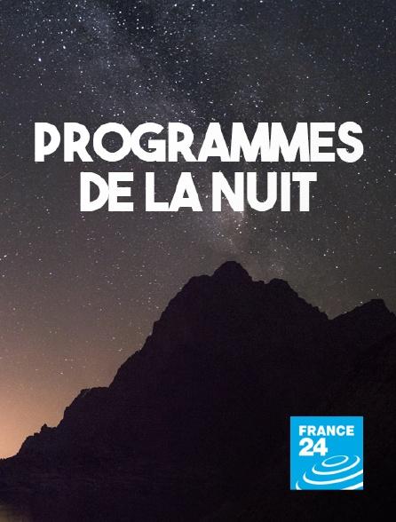 France 24 - Fin de tranche