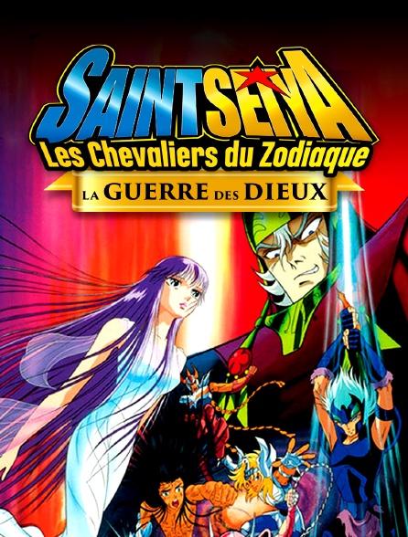 Saint Seiya - Les chevaliers du Zodiaque : La guerre des dieux