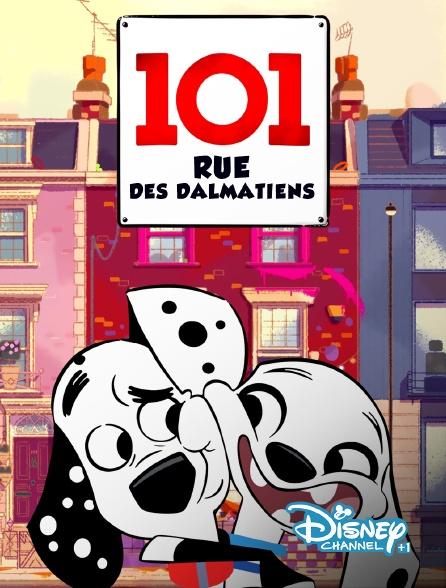 Disney Channel +1 - 101, rue des Dalmatiens