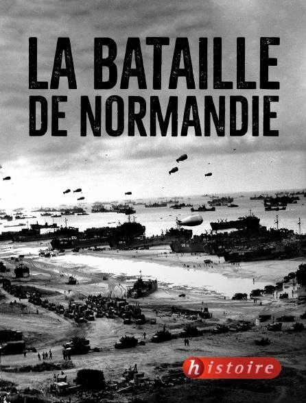 Histoire - La bataille de Normandie en replay