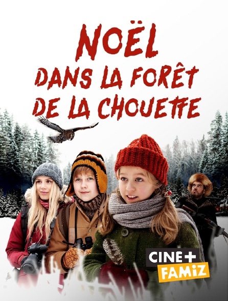 Ciné+ Famiz - Noël dans la forêt de la chouette