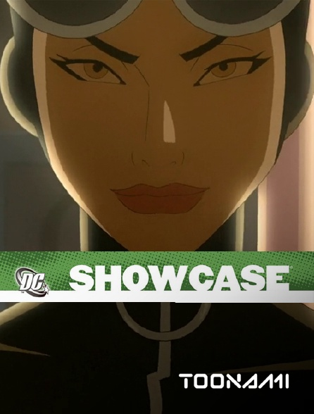 Toonami - Dc Showcase