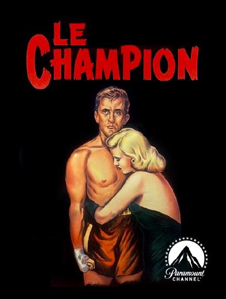 Paramount Channel - Le champion