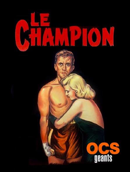 OCS Géants - Le champion