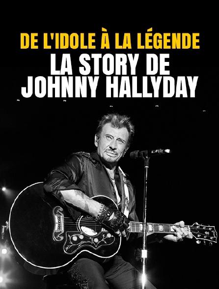 De l'idole à la légende : la story de Johnny Hallyday