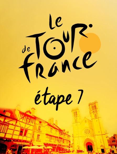 Tour de France 2019 - Etape 7 : Belfort - Chalon-sur-Saône (230 km)