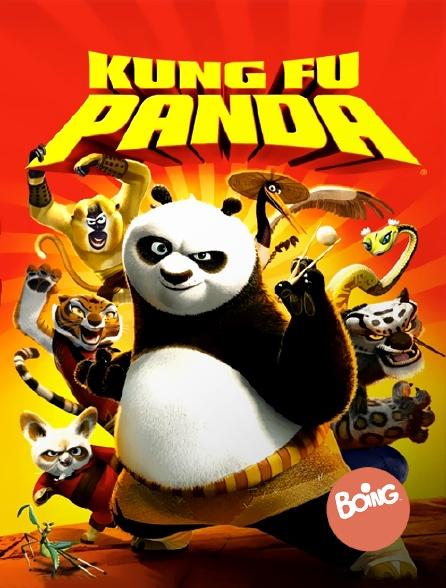 Boing - Kung Fu Panda