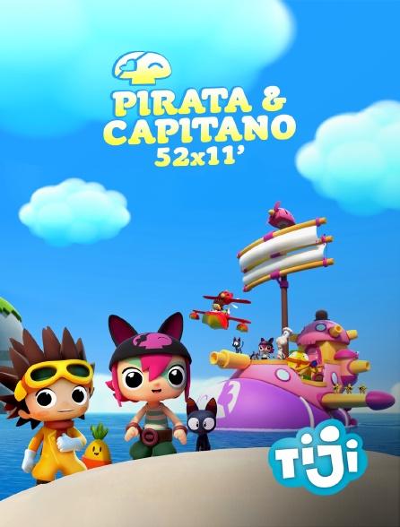 TIJI - Pirata & Capitano