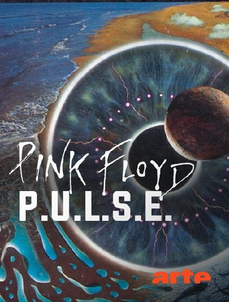 Arte - Pink Floyd, P.U.L.S.E.