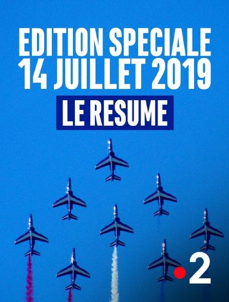 France 2 - Résumé de l'édition spéciale