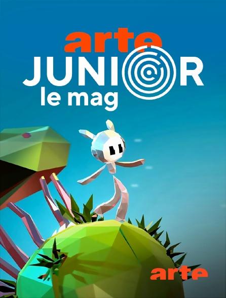 Arte - ARTE Junior, le mag