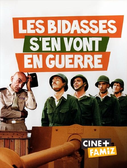 Ciné+ Famiz - Les bidasses s'en vont en guerre