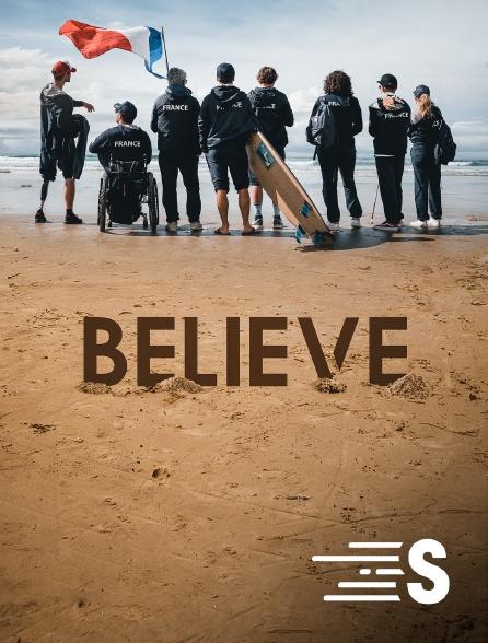 Sport en France - Believe