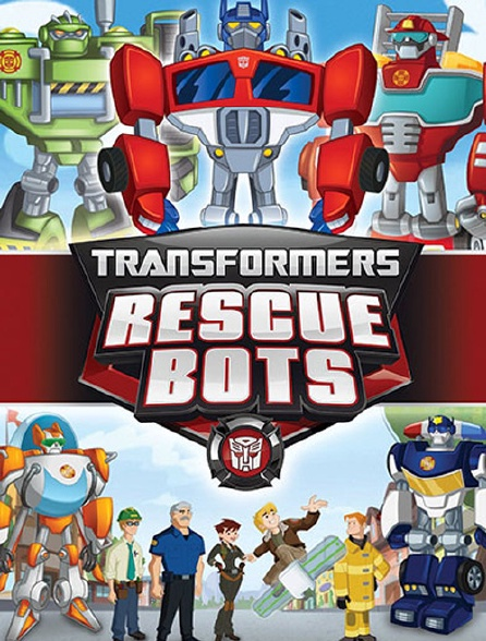 Transformers Rescue Bots : Mission protection