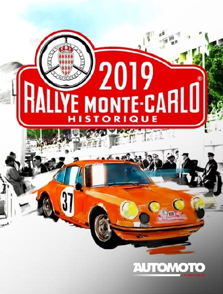 Automoto - Rallye Monte-Carlo Historique 2019