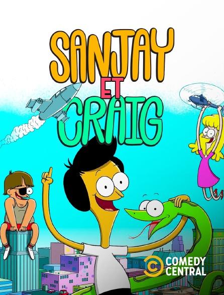 Comedy Central - Sanjay et Craig