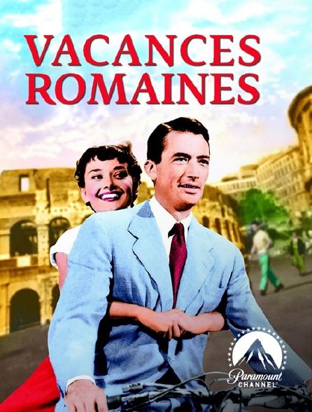 Paramount Channel - Vacances romaines