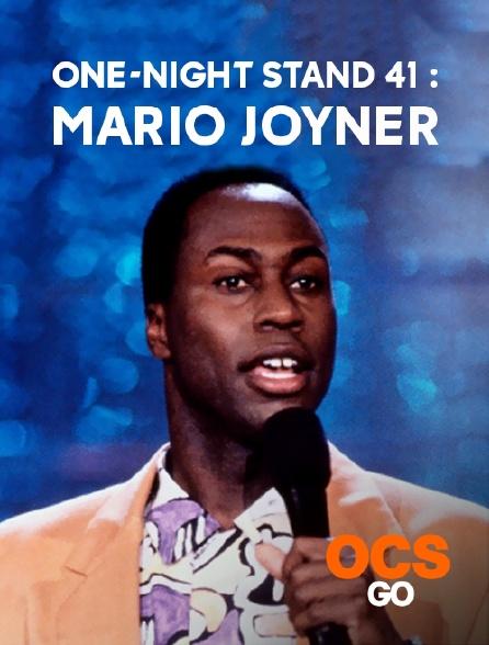 OCS Go - One-Night Stand 41 : Mario Joyner