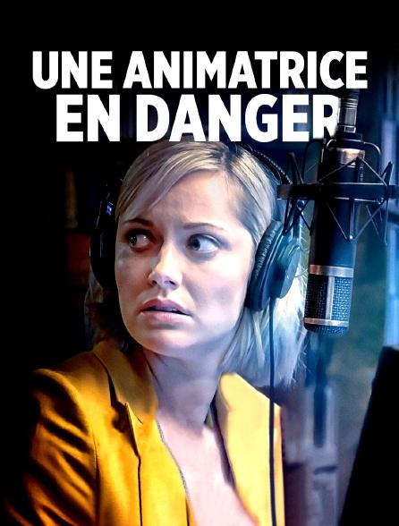 Une animatrice en danger