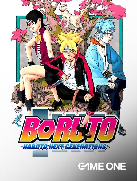 Game One - Boruto : Naruto Next Generations en replay