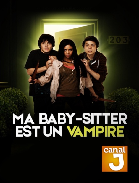 Canal J - Ma baby-sitter est un vampire