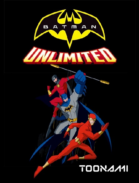 Toonami - Batman illimité