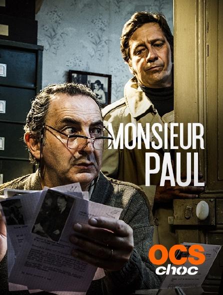 OCS Choc - Monsieur Paul