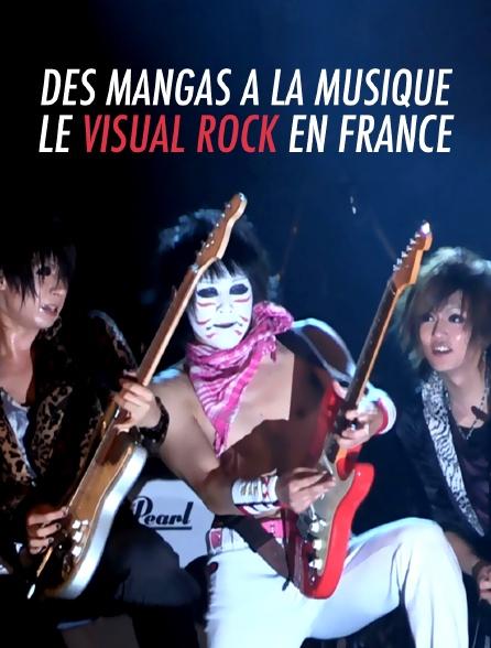 Des mangas à la musique : Le Visual Rock en France