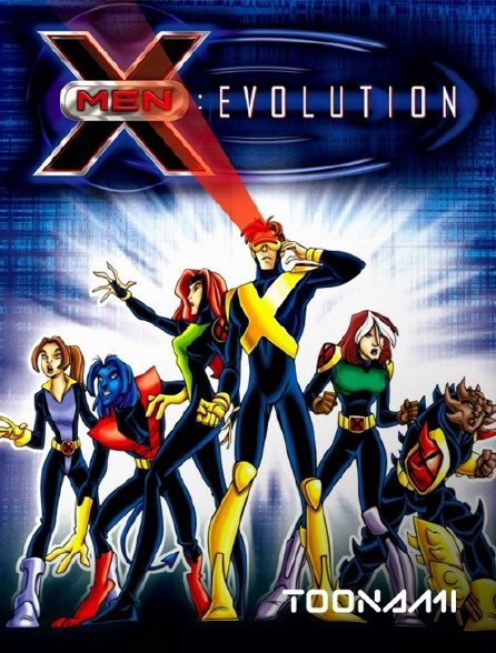 Toonami - X-Men Evolution
