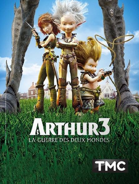 TMC - Arthur 3 : la guerre des deux mondes
