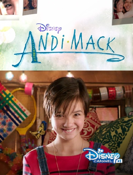 Disney Channel +1 - Andi