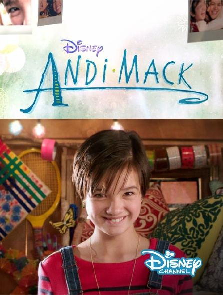 Disney Channel - Andi