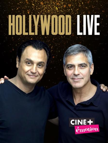 Ciné+ Emotion - Hollywood Live