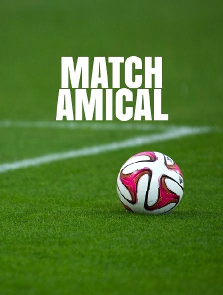 Match amical féminin