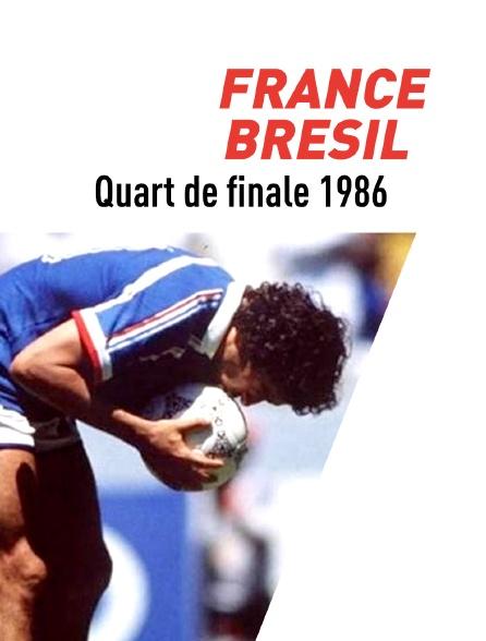 Football - France / Brésil