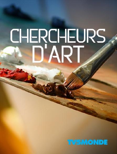 TV5MONDE - Chercheurs d'art