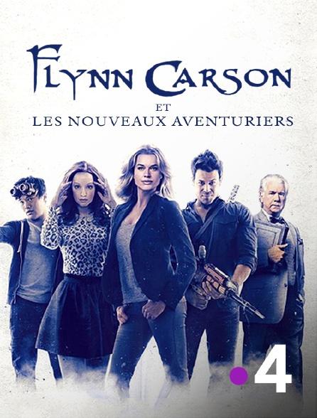 France 4 - Flynn Carson et les nouveaux aventuriers