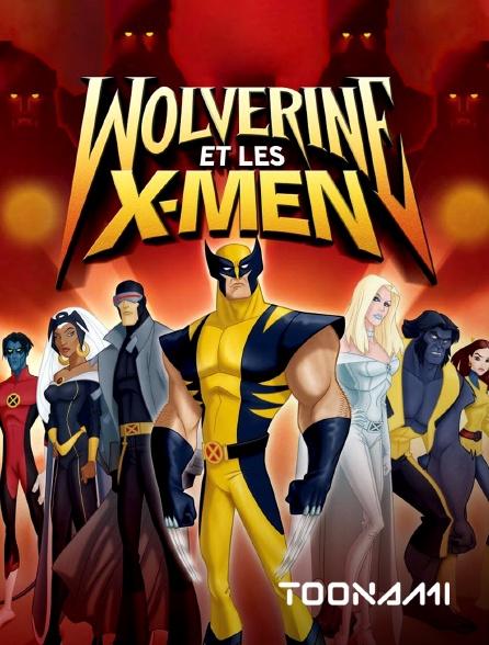 Toonami - Wolverine et les X-Men