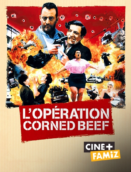 Ciné+ Famiz - L'opération Corned Beef